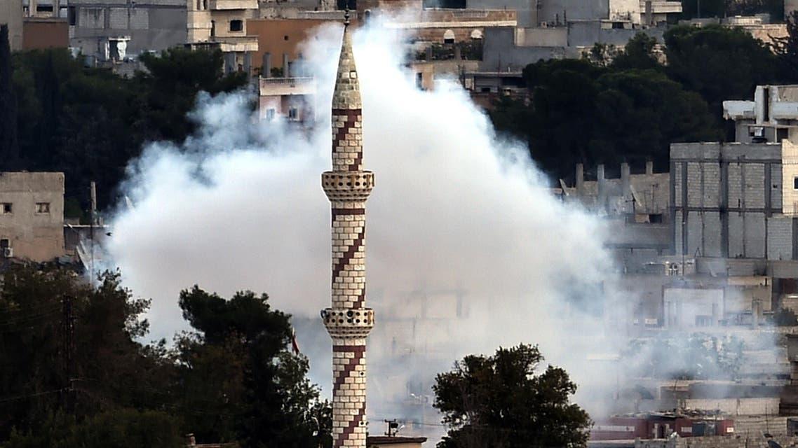 Kobane (AFP)