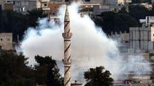 Fresh U.S. air strikes target ISIS in Kobane