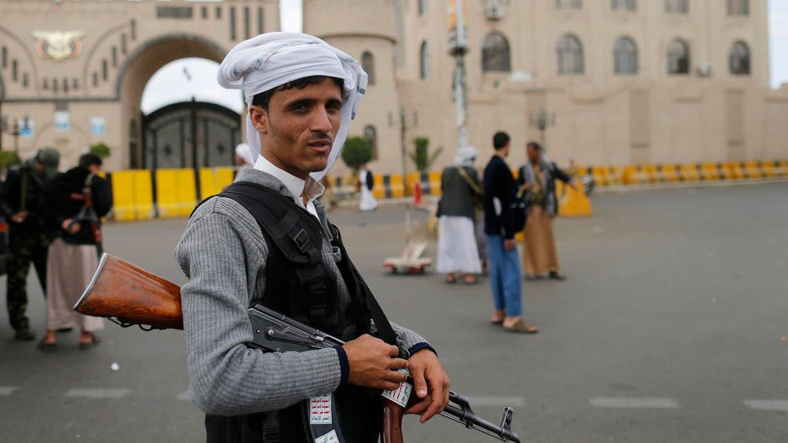 الحوثيون في صنعاء 3