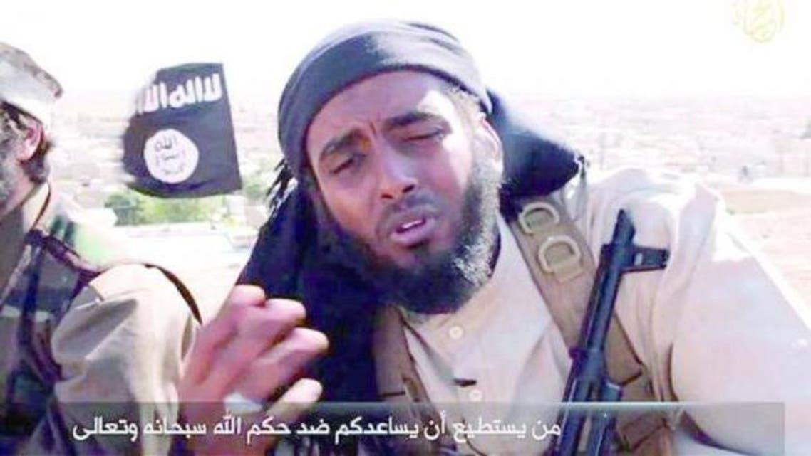 داعشي أحد عناصر داعش
