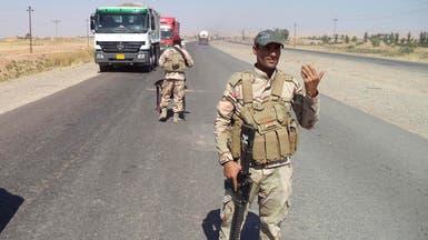 """العراق.. طائرات التحالف تقصف """"داعش"""" قرب مصفاة بيجي"""