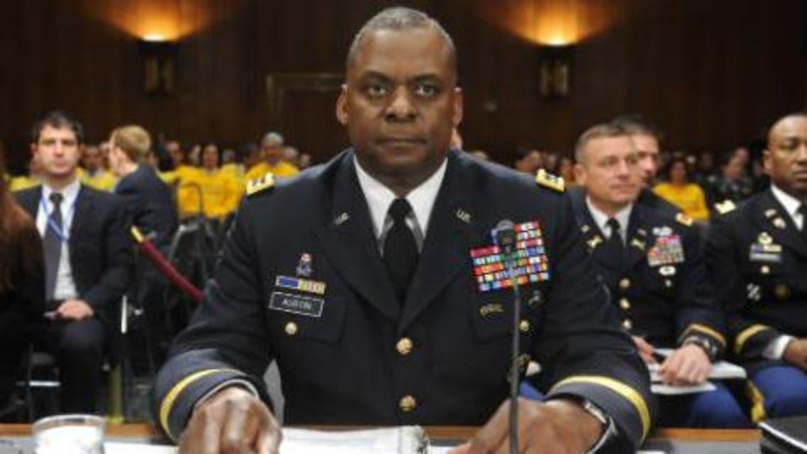 جنرال لويد أوستن 3