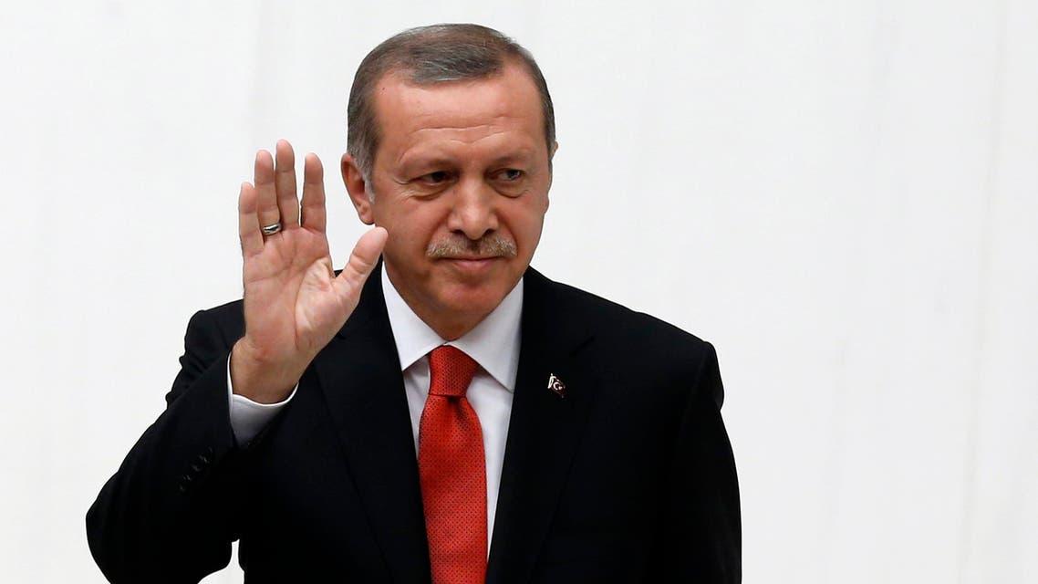 رجب طيب أردوغان اردوغان