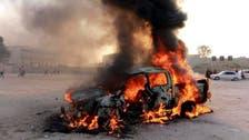 لیبیا: بنغازی میں خودکش دھماکہ، 4 ہلاک