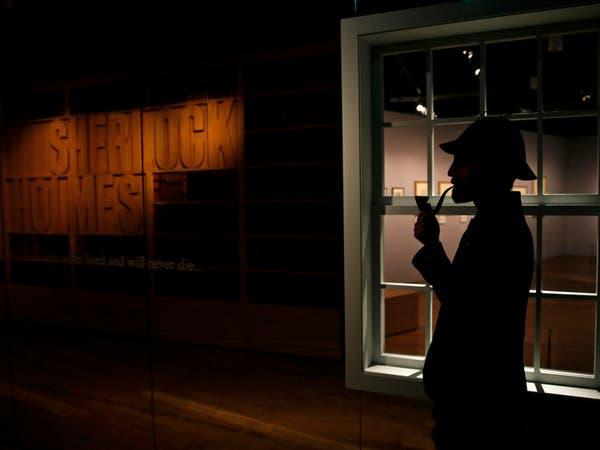 متحف لندن يحتفي بشخصية شيرلوك هولمز