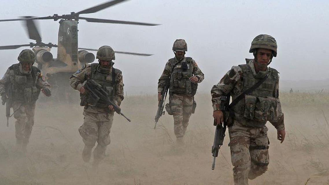 جنود اسبانيا