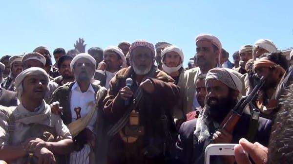 اليمن.. تكاتف قبلي ضد الحوثيين والتحالف يدعم جواً