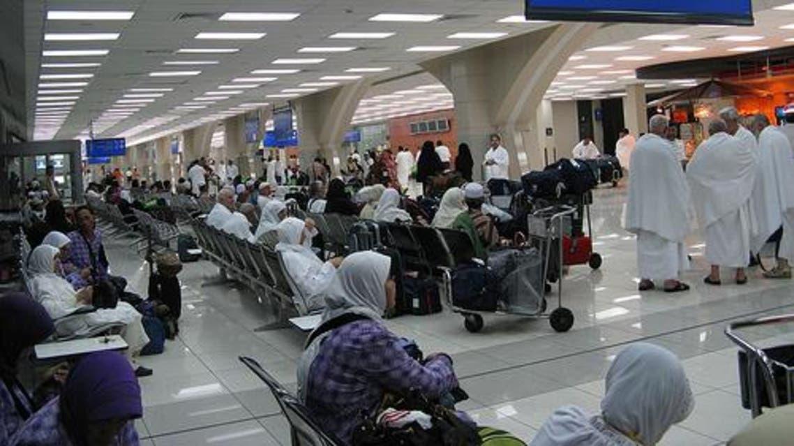 مطار الملك عبدالعزيز جدة