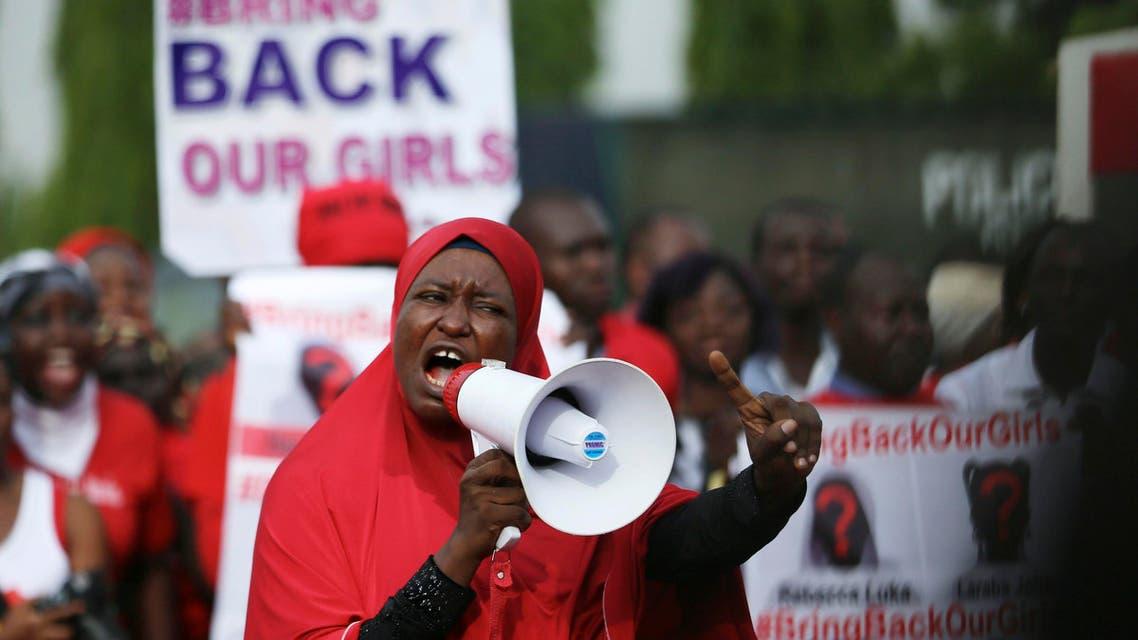 nigeria girls boko haram bringbackourgirls REUTERS