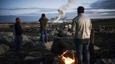 EU urges Turkey to open border to help Kobane
