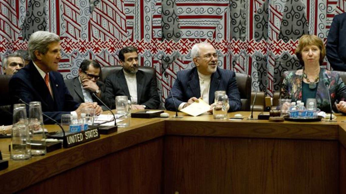 iran uclear AFP