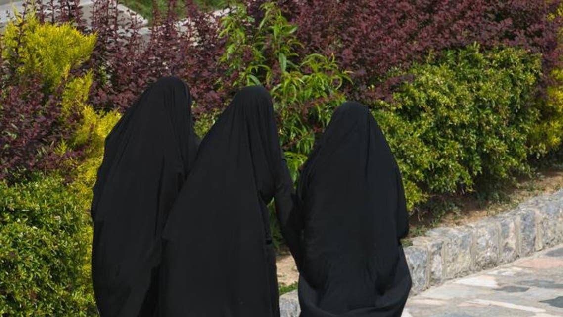 Iran women Shutterstock