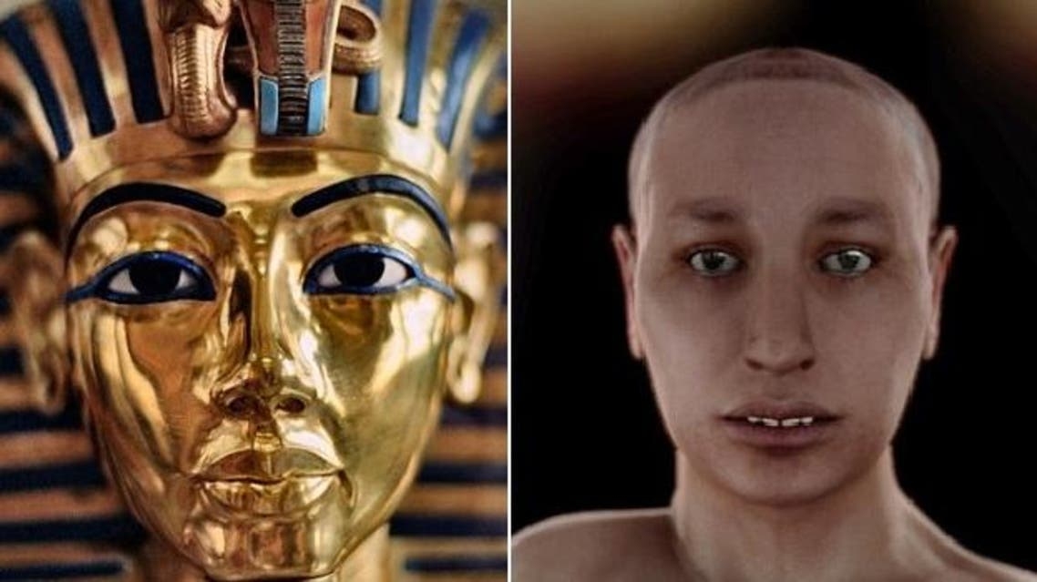 researchers found that the most famous Pharaoh may have not lived the life insinuated by his majestic golden burial mask. (Photo courtesy: Alamy)