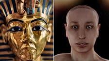 Shock revelations as Egypt's King Tut unmasked