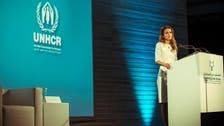 الملكة رانيا: مساعدة الأطفال اللاجئين واجب إنساني