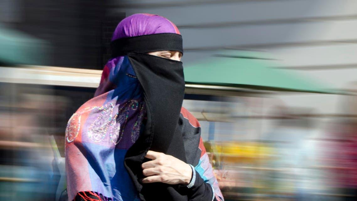 (Photo courtesy: Legalweek.com) niqab