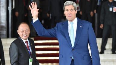 """بعد الدعم الغربي.. كيري يحشد الآسيويين ضد """"داعش"""""""