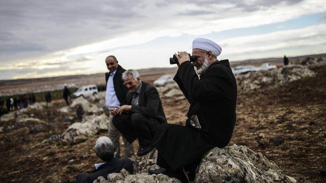 The plight of Kobane's displaced