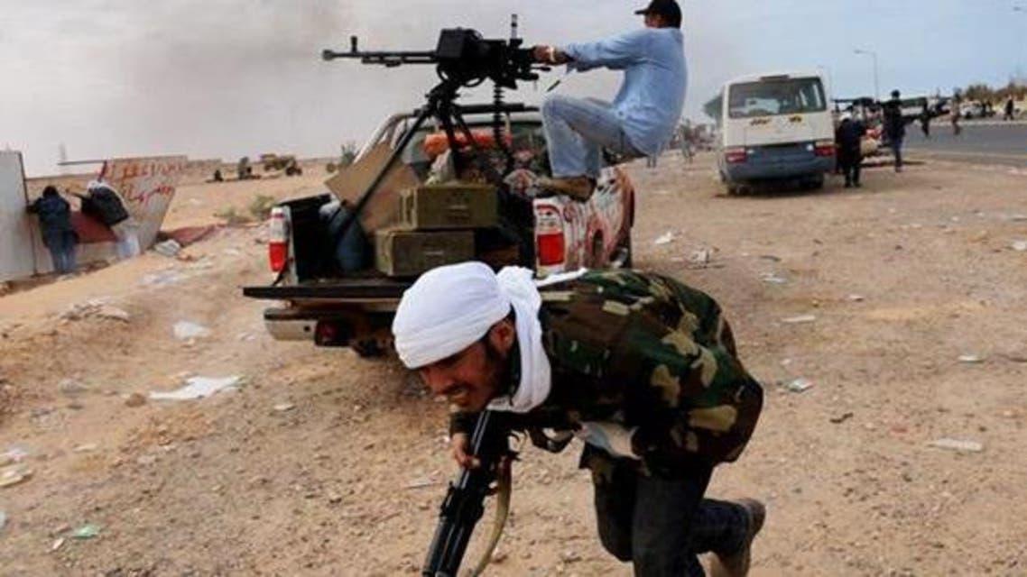 اشتباكات في بنغازي بشرقي ليبيا