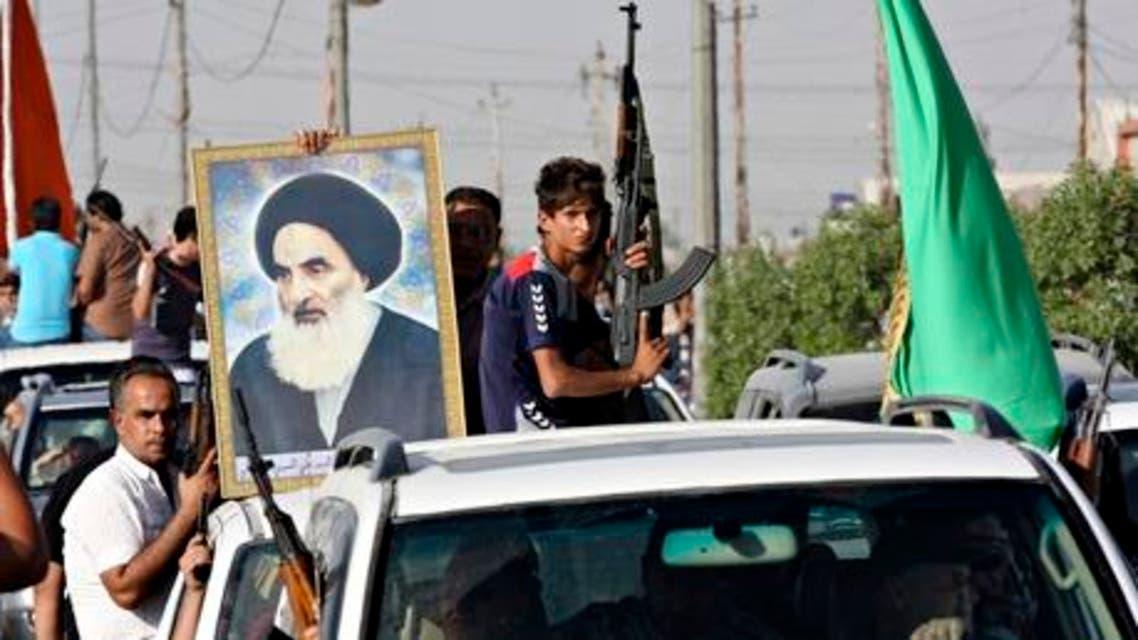sistani iraq Reuters