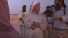 شامی عورت باپ کے سامنے زنا کے جُرم میں سنگسار