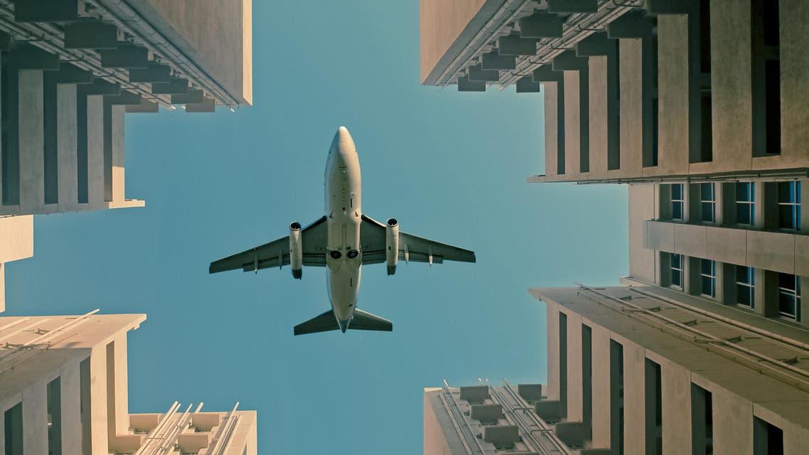airplane shutterstock