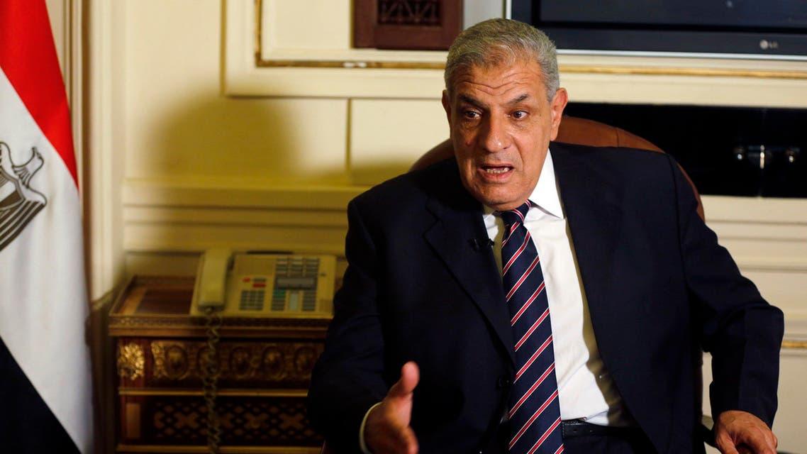 Ibrahim Mehleb Reuters