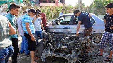 العراق.. مقتل 12 شخصا بانفجار حافلة مفخخة قرب كربلاء