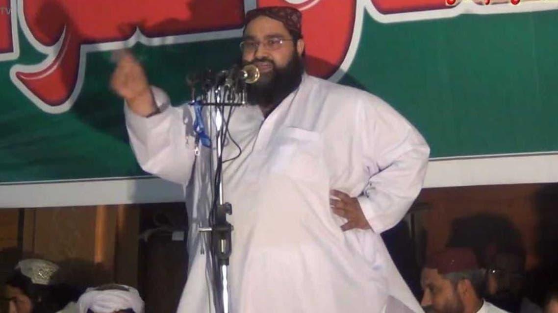 Hafiz Tahir Ashrafi denied claims he appeared on television drunk. (Photo courtesy: YouTube)