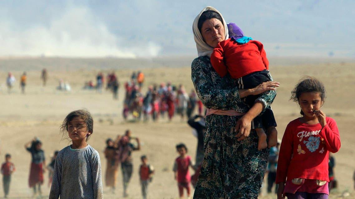 سنجار العراق إيزيدي