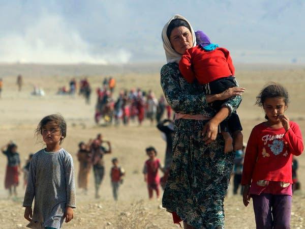 """""""داعش"""" يتقدم صوب الإيزيديين في جبل سنجار بالعراق"""