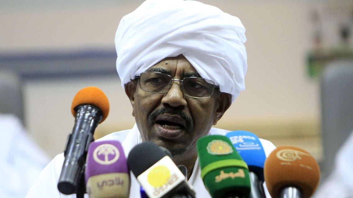 Omar al-Bashir AFP Sudan