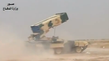 Iraq unveils new heavy weapons to be deployed against ISIS