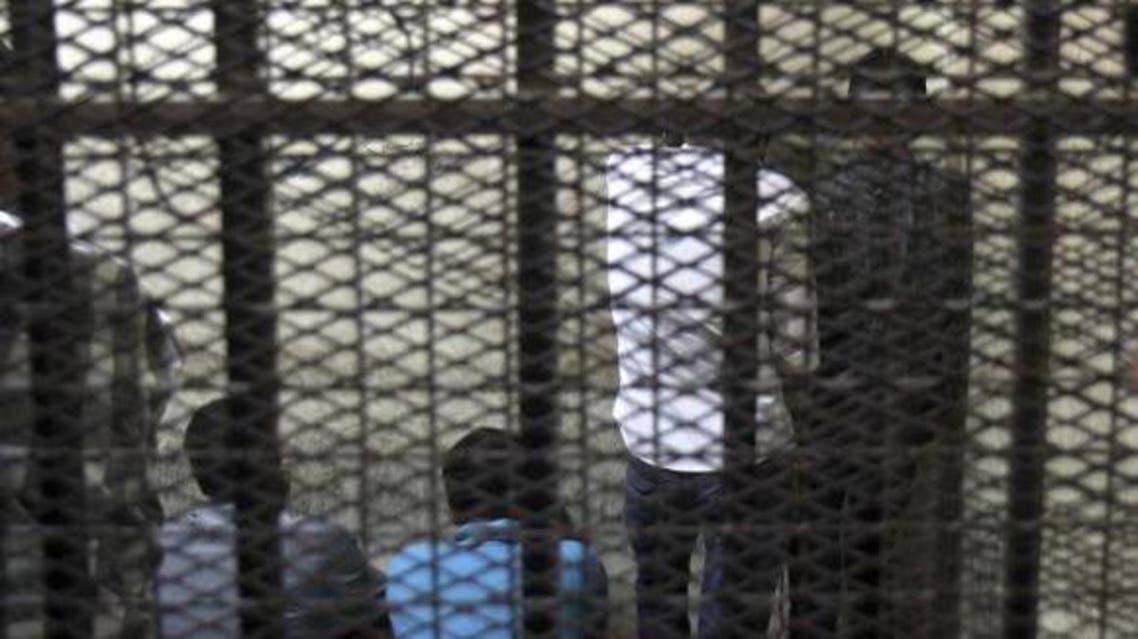 egypt jail reuters