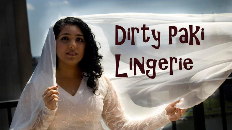 Play 'Dirty Paki Lingerie' makes London debut after world tour - Al