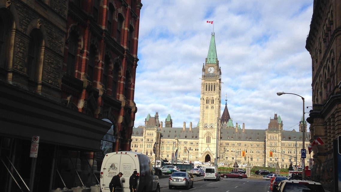Canada's Parliament AFP