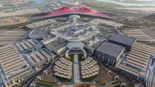 Abu Dhabi's new mega mall to rival Dubai shopping hub