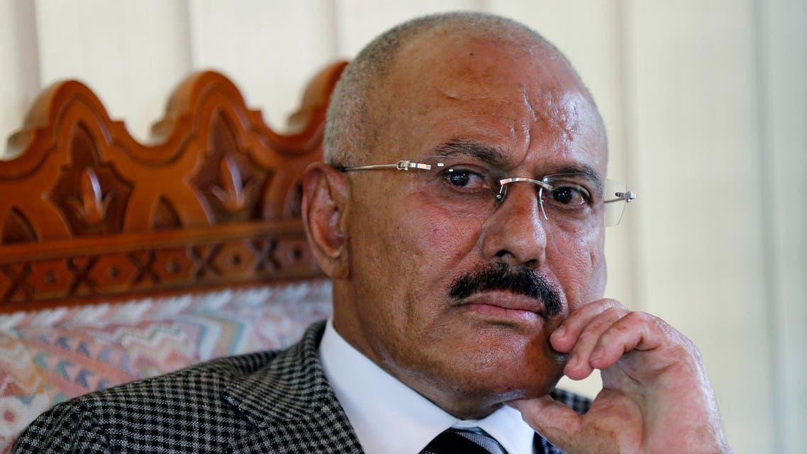 Ali Abdullah Saleh Reuters