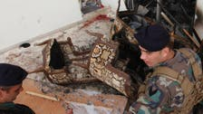 Lebanon army nabs beheading suspect in raid