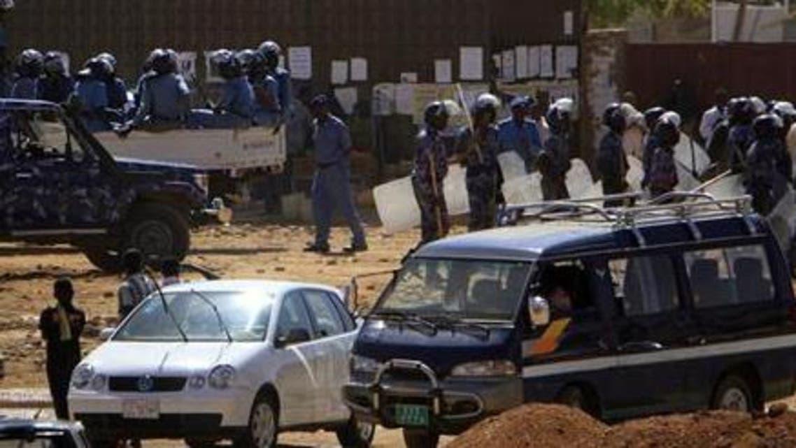 Sudan Police Reuters