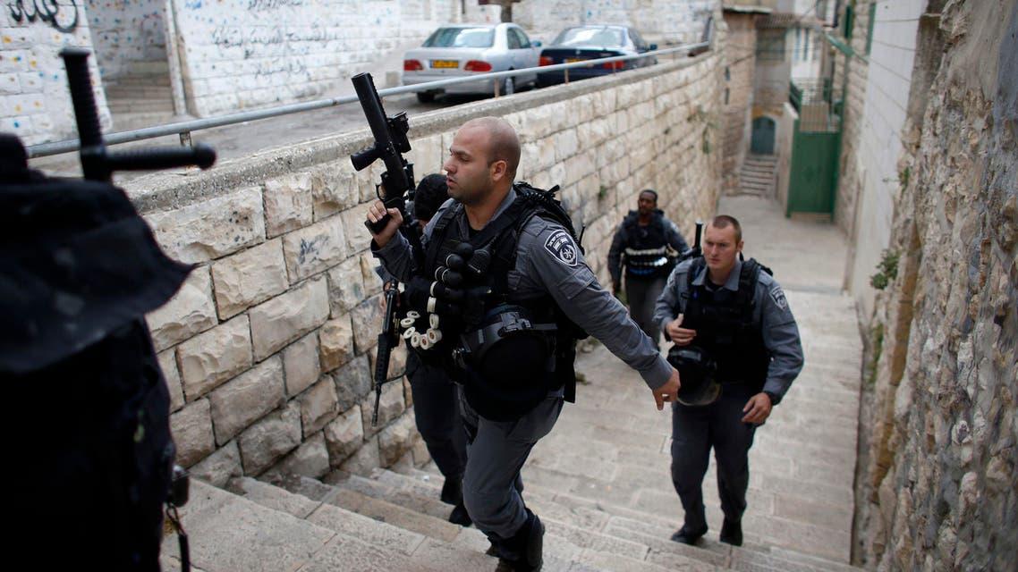 إسرائيل القدس 3