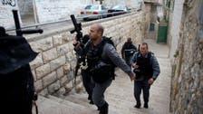 مقتل #فلسطيني برصاص #الاحتلال بعد طعنه #جنديا بسكين