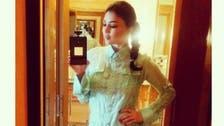Lebanese diva Haifa Wehbe takes Instagram challenge