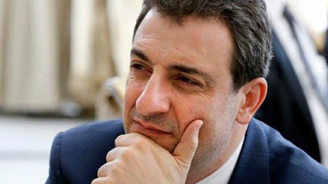 Wael Abu Faour The Daily Star