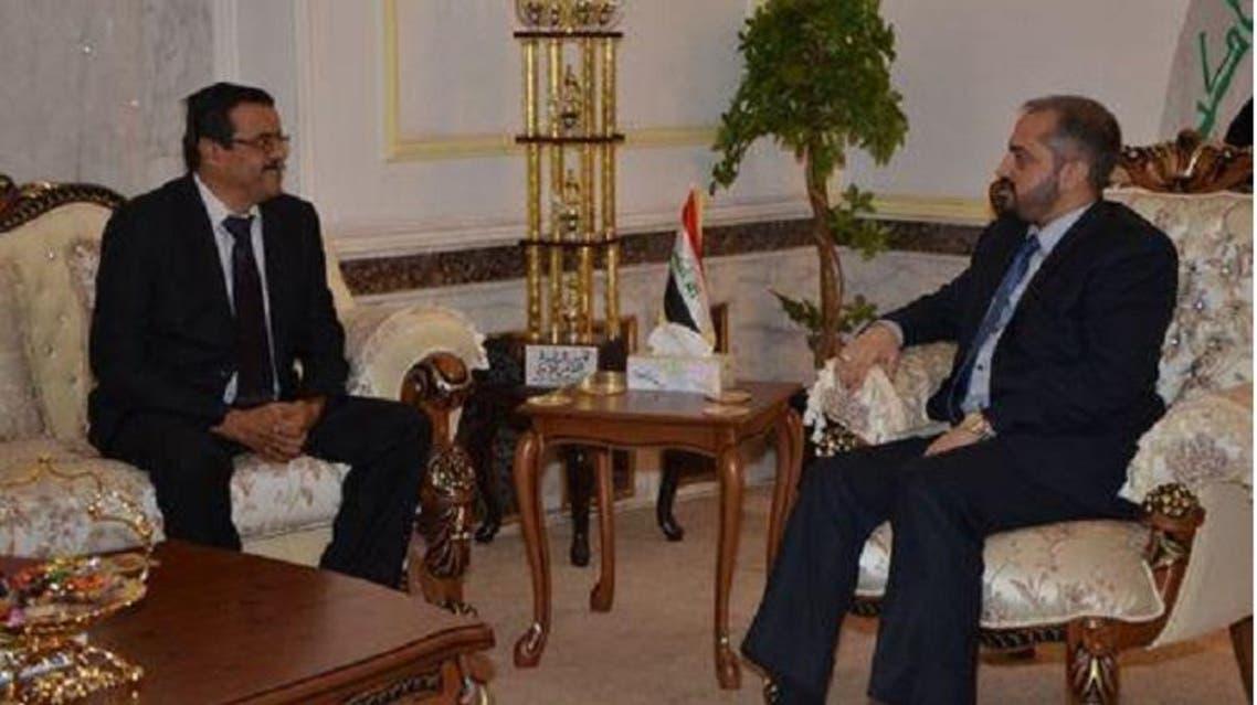 وزير عراق تونس