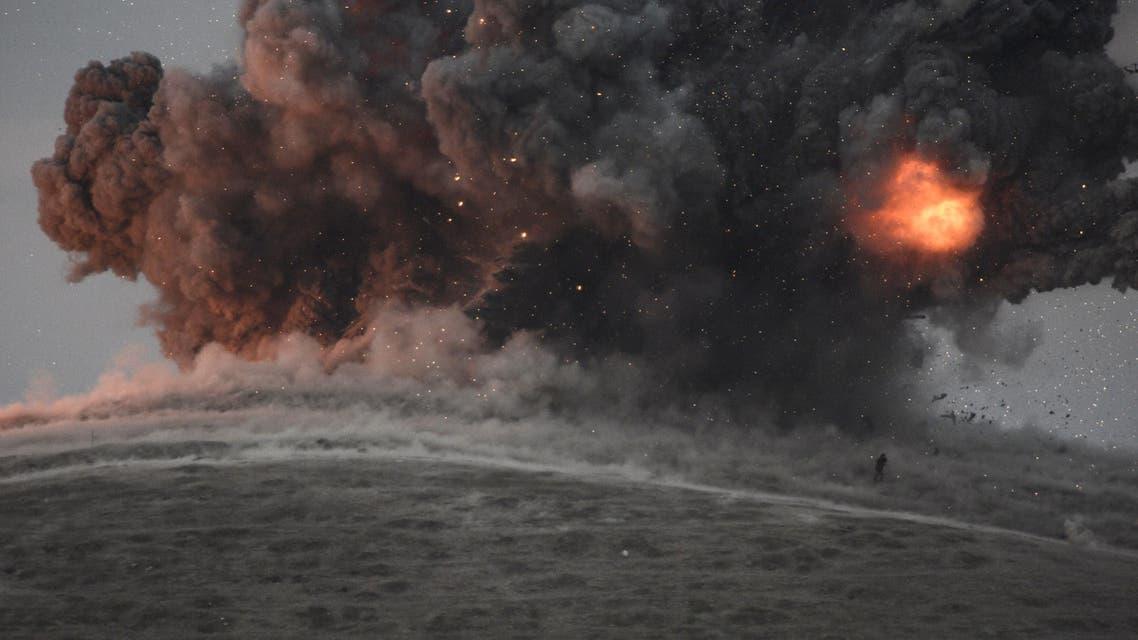 Kobane hill (AFP)
