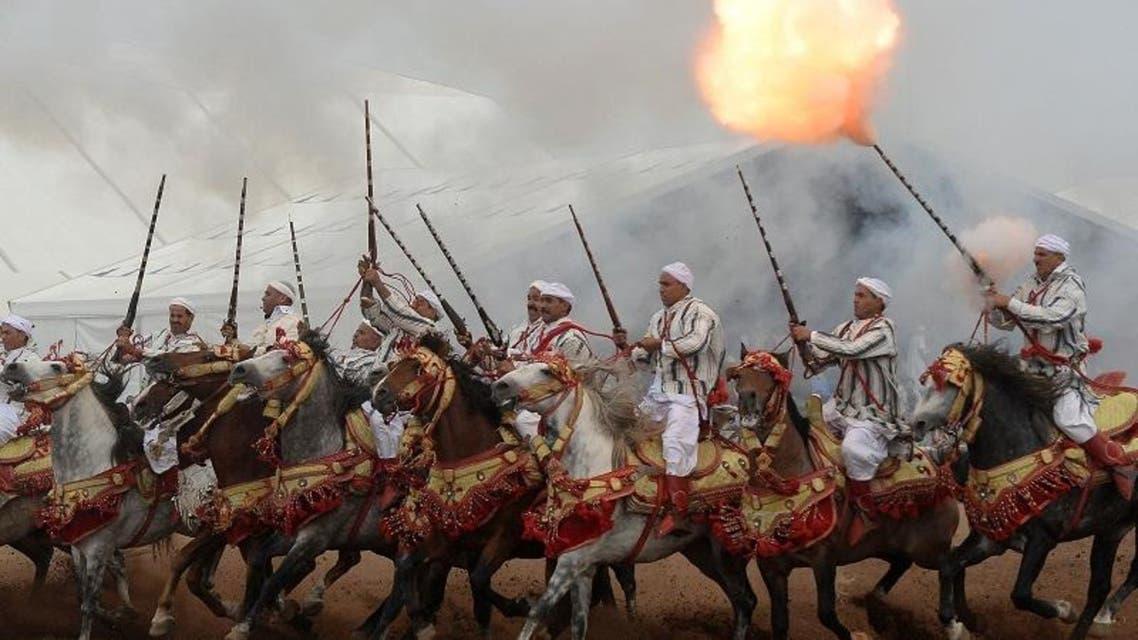 Morocco's 'Salon du Cheval' horse show