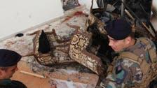 لبنانی فوجی کا قاتل داعش کا جنگجو گرفتار