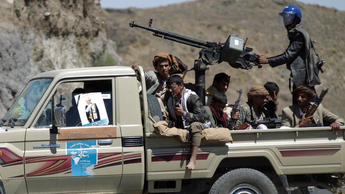 الحوثيون - اليمن 3