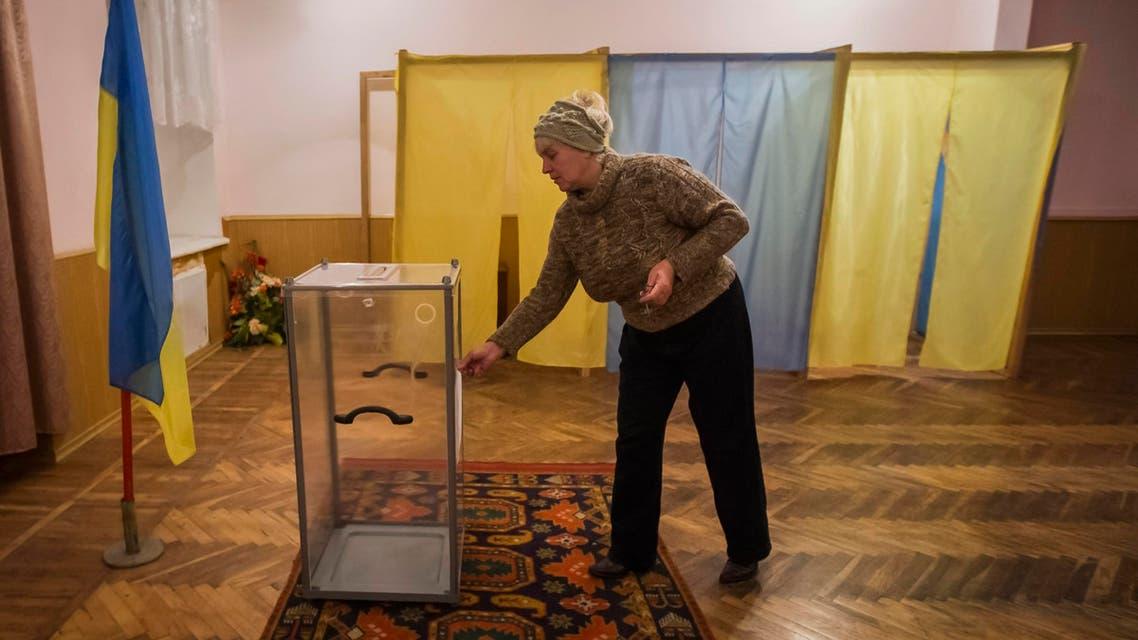 الانتخابات البرلمانية في أوكرانيا